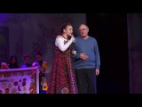 Марина Девятова в Жуковском. Постановка