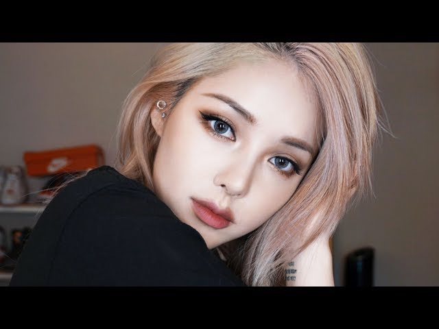 Instagram Live broadcast Make up (With subs) 인스타그램 라이브 방송 메이크업