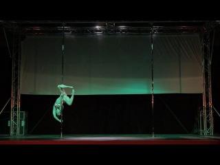 Yvonne Smink - Professional, Pole Art, Pole Theatre World 2016