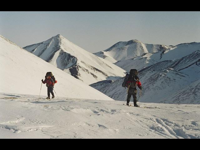 Верхоянский хребет По полюсу недоступности