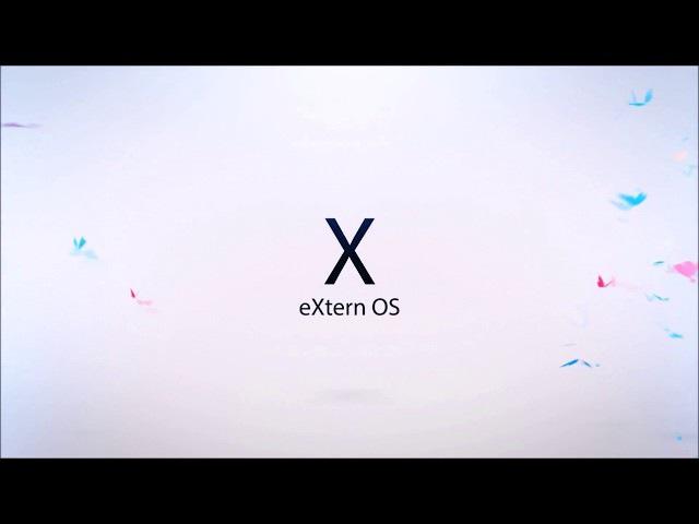 Introducing eXtern OS