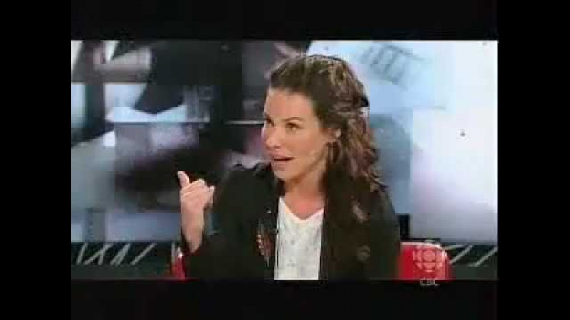 Evangeline Lilly on The Hour with George Stroumboulopoulos