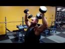 Жим Ларри Скотта Нестандартное упражнение Тренировка дельт Max Zhuikov Fitbody