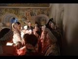 Рождество Христово. Детский хор храма Преображения Господня