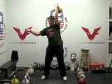 VF Workout 127 - Beast Snatch 100 reps