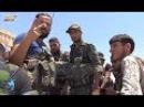 Guerra na Síria Batalhão Liwa al Quds na área de Salamiya 17 06 2017