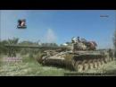 Guerra na Síria Batalhas pelo Norte de Hama Forças Tigre em ação 30 04 2017