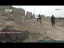 Guerra na Síria Batalhas no leste de Ghouta 26 05 2017