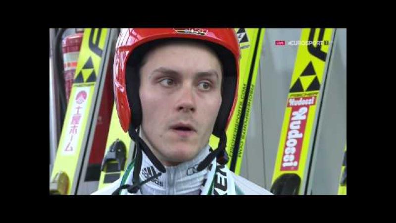 Прыжки с трамплина 2017 Оберстдорф. Личный Зачёт. Ski jumping Oberstdorf 2017. Personal Credit.