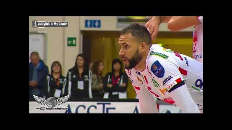 HD Milano vs Lube Civitanova 27 10 2017 Coppa Italia A1 Volleyball 2017 2018