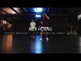 Rex Huang  French Montana - Ain't Worried About Nothin  Snowglobe Perspective