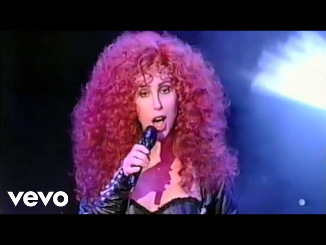 Cher - The Shoop Shoop Song (Live with Mickey Mouse at The Grand Opening of Euro Disney, 1992)