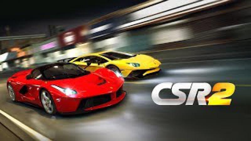 Стрим CSR2 (XSBMPE). Снова ищем кубковую машину! Maserati.