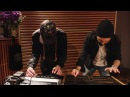 The LinnDrum visits The Current's studio - Full jam session by Naughty Wood and Bionik