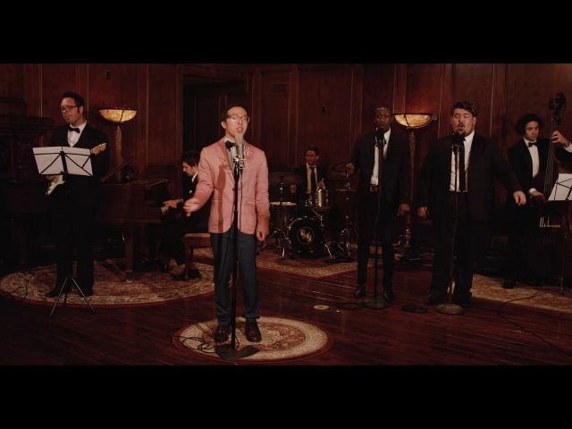 Closer Retro '50s Prom Style Chainsmokers Halsey Cover ft Kenton Chen