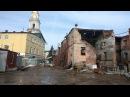 Рыбинск Дом Шемякиных Началась реставрация