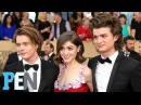Stranger Things' Natalia Dyer Talks Fashion On SAG Awards Red Carpet | PEN | People