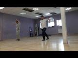 Training Electro Dance