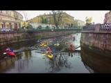 PiterKayak - kayaking journey in St.Petersburg