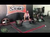 Авилла, тяга 345 кг на 7 раз