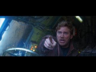 Стражи Галактики. Часть 2   Guardians of the Galaxy Vol. 2 (2017). 1080p. Отрывок. Цитата - Вот эта чувырла - мой Отец!!!