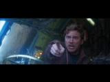 Стражи Галактики. Часть 2 | Guardians of the Galaxy Vol. 2 (2017). 1080p. Отрывок. Цитата - Вот эта чувырла - мой Отец!!!