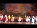 Театр РАМТ, на балете Щелкунчик поклон артистов