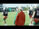 Spring Ball 2017 _ Canes Football _ Mark Richt Micd Up