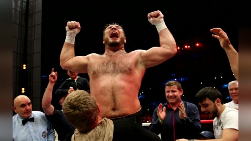 Руслан Чагаев неверное питание чемпиона