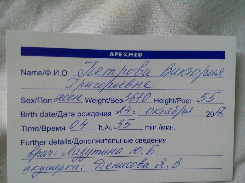 Виктория Петрова | Санкт-Петербург
