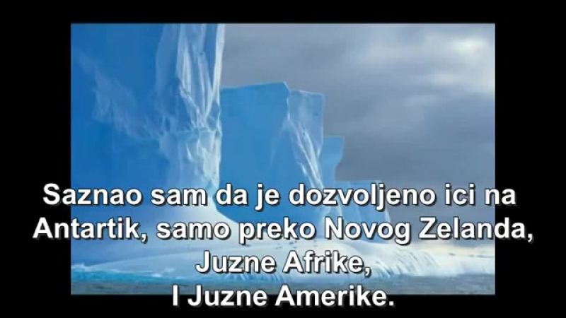 The South Pole Does Not Exist! - Juzni Pol ne Postoji. Zemlja Je Ravna Ploca