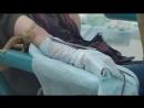 На городской станции переливания крови стартовала студенческая донорская акция
