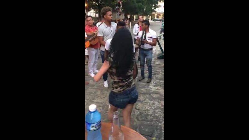 Rodnier Kindelan Maritza Espin Asi se baila en Cuba