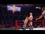 WWE QTVRaw 6 February 2017Luke Gallows and Karl Anderson vs Cesaro And SheamusFor Tag Team Titlesvk.comwwe_restling_qtv