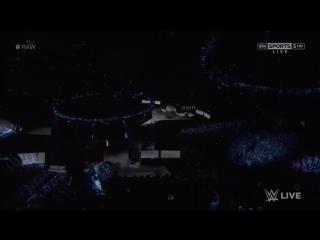 [WWE QTV]Мандей Найт[Raw]☆[Finn Balor Entrance  Return to RAW]☆[Финн Белор вернулся]]☆[4 апреля]04.04.2017]