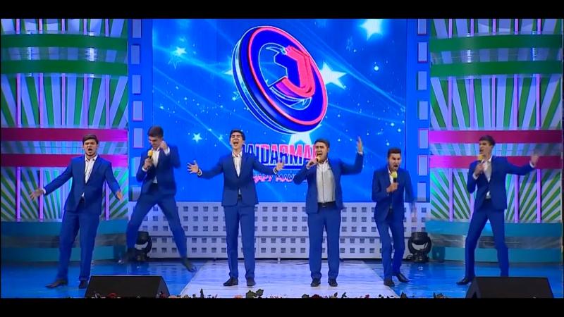 Башҡортостан йыйылма КВН командаһы. Жайдарман-2016. Астана акимы кубогы.