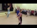 Для вас танцуют Христя Конькова, Дарья Попова, Дарья Ефимова. День рождение 2А класса.