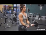 FemaleFitnessReset - Girl with Muscle Cassandra Martin Workout