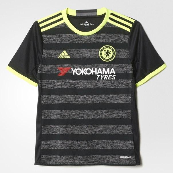 Игровая футболка Челси Away