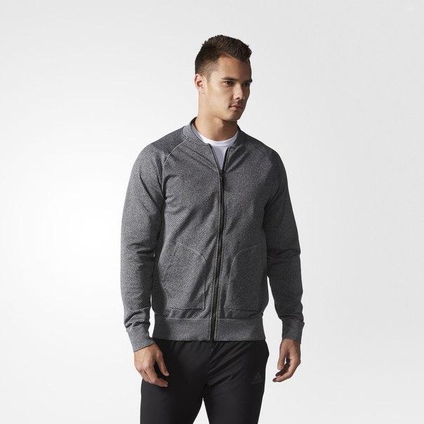 Куртка-бомбер Seamless adidas athletics x reigning champ
