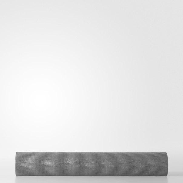 Коврик для йоги 4мм 4MM YOGA MAT GREY