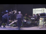 How do you make the most epic pit stop ever seen