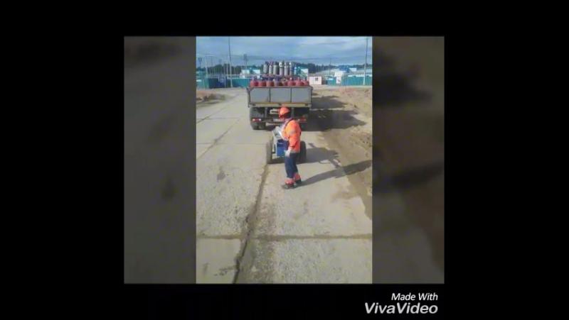 город Тобольск снять на видео
