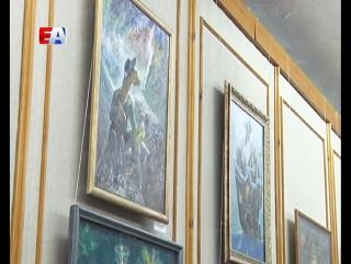 Живопись - дело семейное. В Первоуральске орагнизовали выставку сразу нескольких авторов, объединяет которых не только творчеств