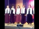 ДК Атаманово. Новокузнецк. Отчётный концерт ансамбля#Калина красная#