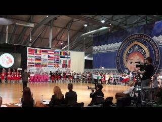 Чемпионат и Первенства России по мажореткам и батон твирлингу Москва 2017 г.
