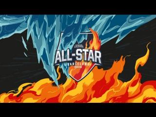 ASE All-Star 2016, День первый, запись трансляции