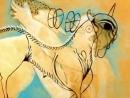 """ГАЙТО ГАЗДАНОВ. """"Всадники Апокалипсиса"""" (из цикла """"Библейский сюжет"""")"""