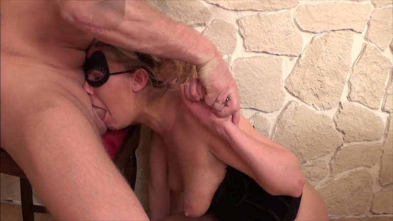 Rough Brutal Gagging Throat Fuck dressed on Pussycat Outfit