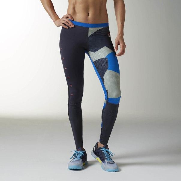 Компрессионные леггинсы Reebok CrossFit CORDURA®
